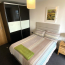 Double room in modern apartment in the Sandyford